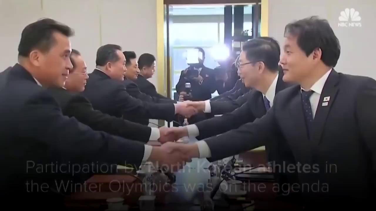 Ban nhạc bóng hồng giúp Triều Tiên, Hàn Quốc đồng ý ngồi vào bàn đàm phán - ảnh 1