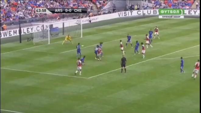 Vượt qua Chelsea ở loạt luân lưu, Arsenal giành Siêu cúp Anh