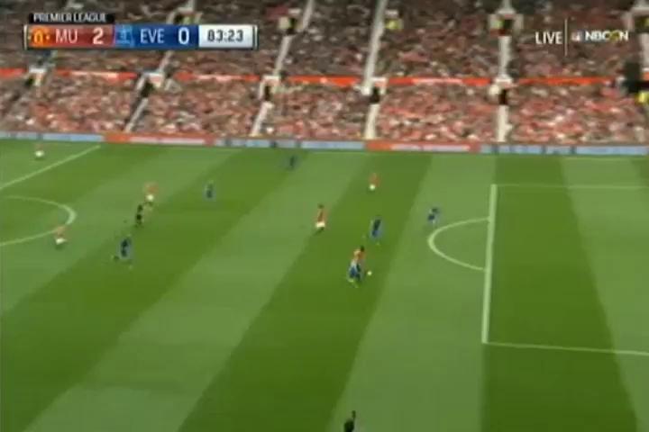 MU 4-0 Everton: 10 phút cuối tưng bừng - Ảnh minh hoạ 3