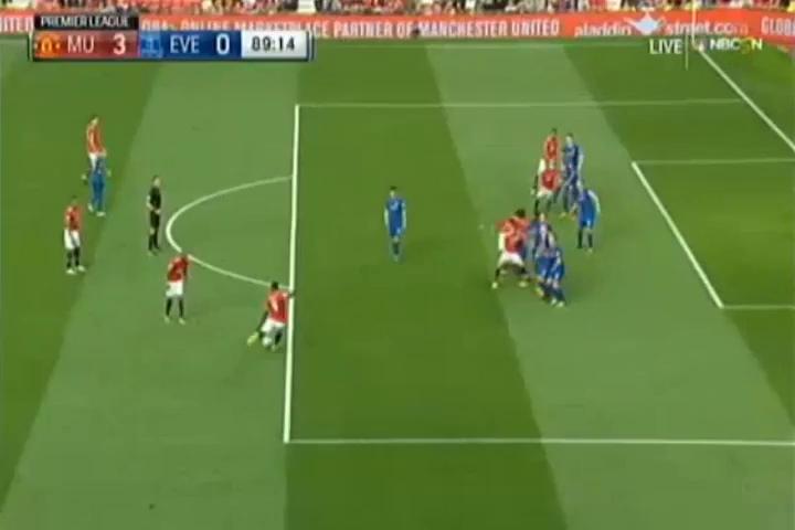 MU 4-0 Everton: 10 phút cuối tưng bừng - Ảnh minh hoạ 2