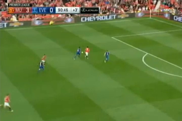 MU 4-0 Everton: 10 phút cuối tưng bừng