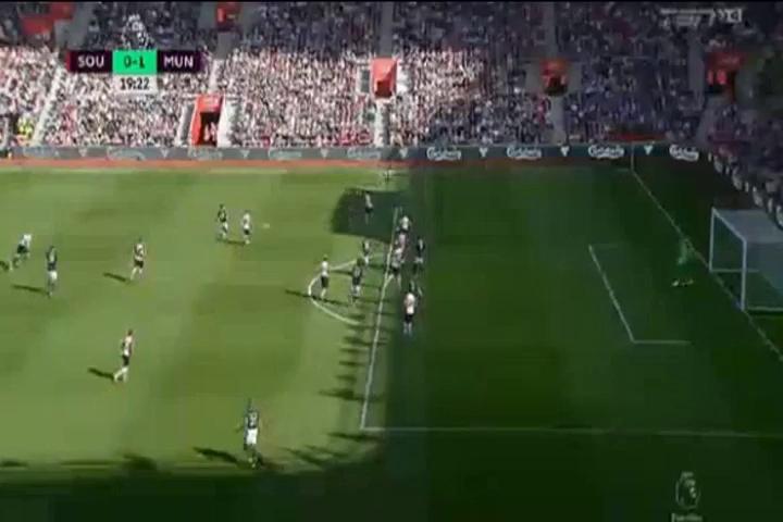 Southampton 0-1 Man Utd: Chiến thắng nhọc nhằn - Ảnh minh hoạ 8