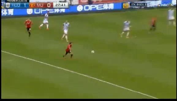 Huddersfield 2-0 Man Utd (hiệp 2)