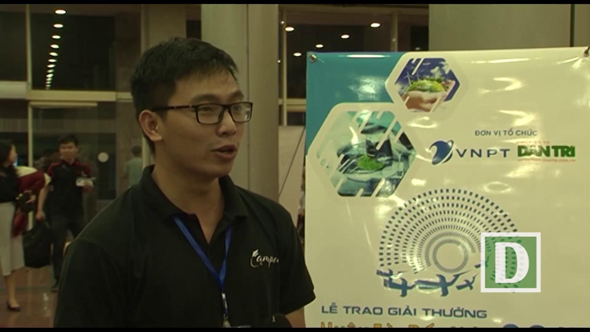 Thủ tướng Nguyễn Xuân Phúc trao giải Nhất Nhân tài Đất Việt 2017 - Ảnh minh hoạ 27
