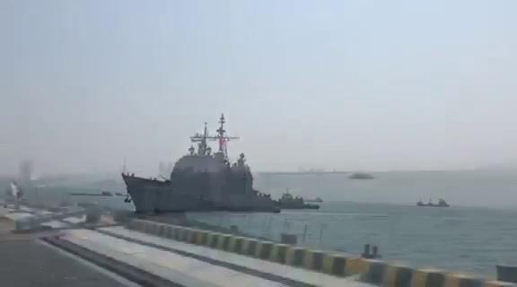 Tàu sân bay Mỹ thăm Việt Nam: Sự ủng hộ của Mỹ cho một Việt Nam vững mạnh và thịnh vượng! - Ảnh minh hoạ 7