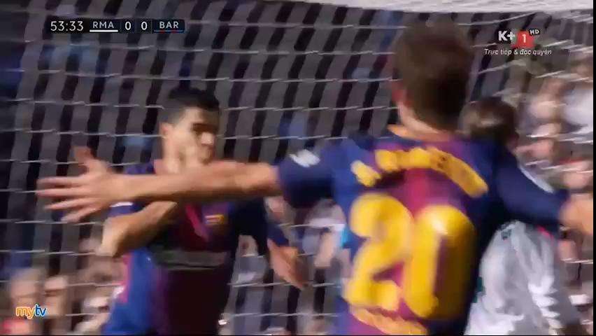 Real Madrid 0-3 Barcelona: Messi, Luis Suarez tỏa sáng - Ảnh minh hoạ 10
