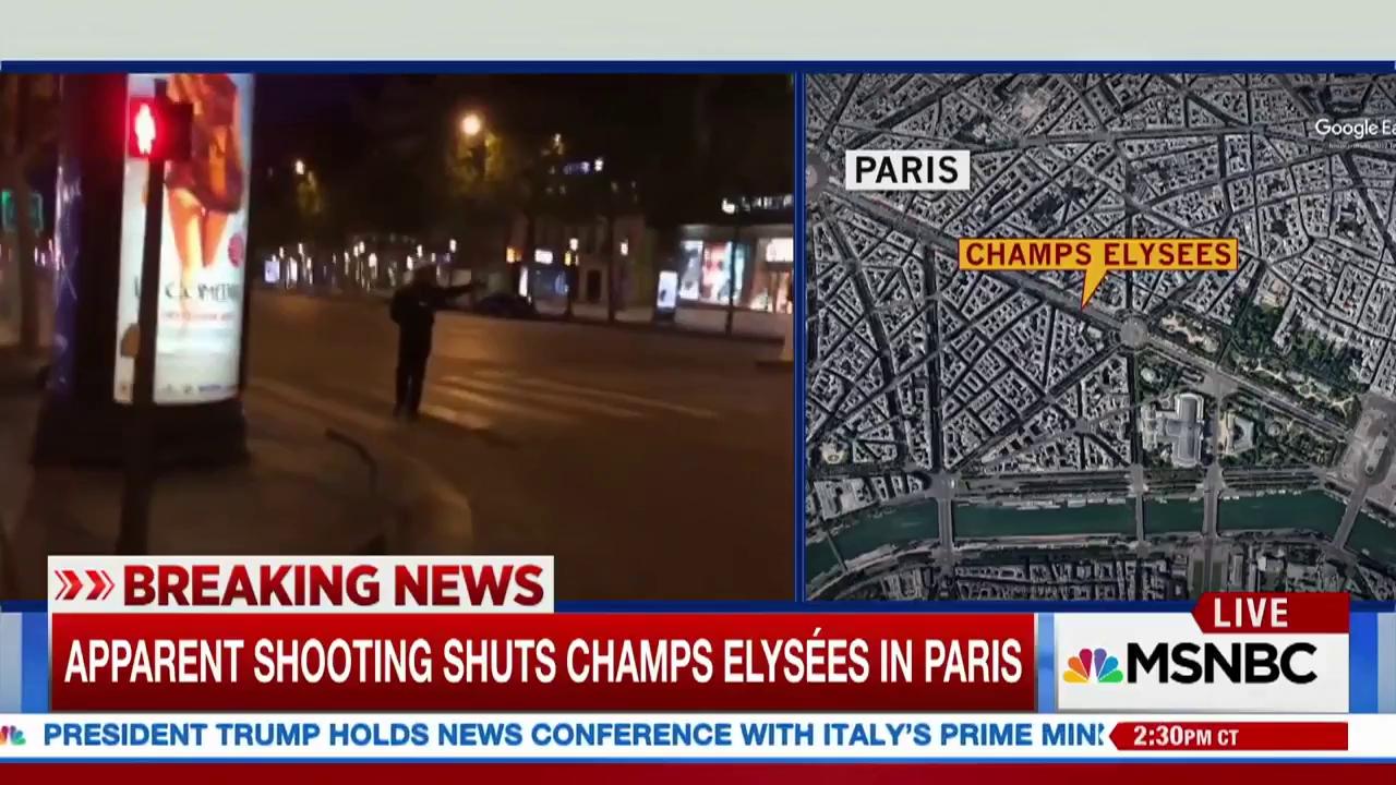 50.000 cảnh sát bảo vệ cuộc bầu cử tổng thống Pháp sau loạt vụ khủng bố Paris - ảnh 1