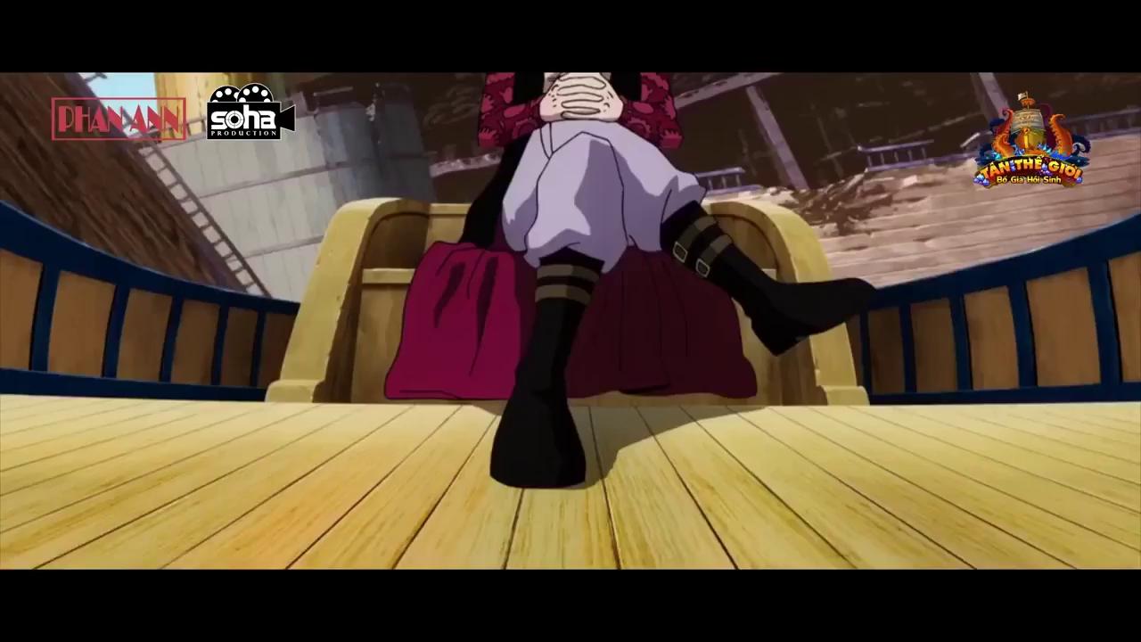 Bất ngờ với lượt bình chọn kiếm sĩ One Piece được yêu thích nhất: Mihawk dẫn đầu, vượt xa Tứ Hoàng Shanks