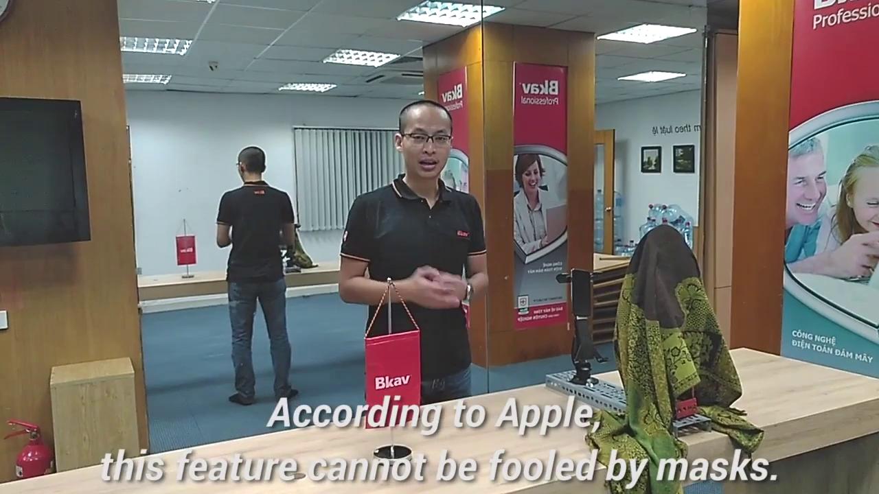 BKAV đã hack Face ID của iPhone X như thế nào? - ảnh 1