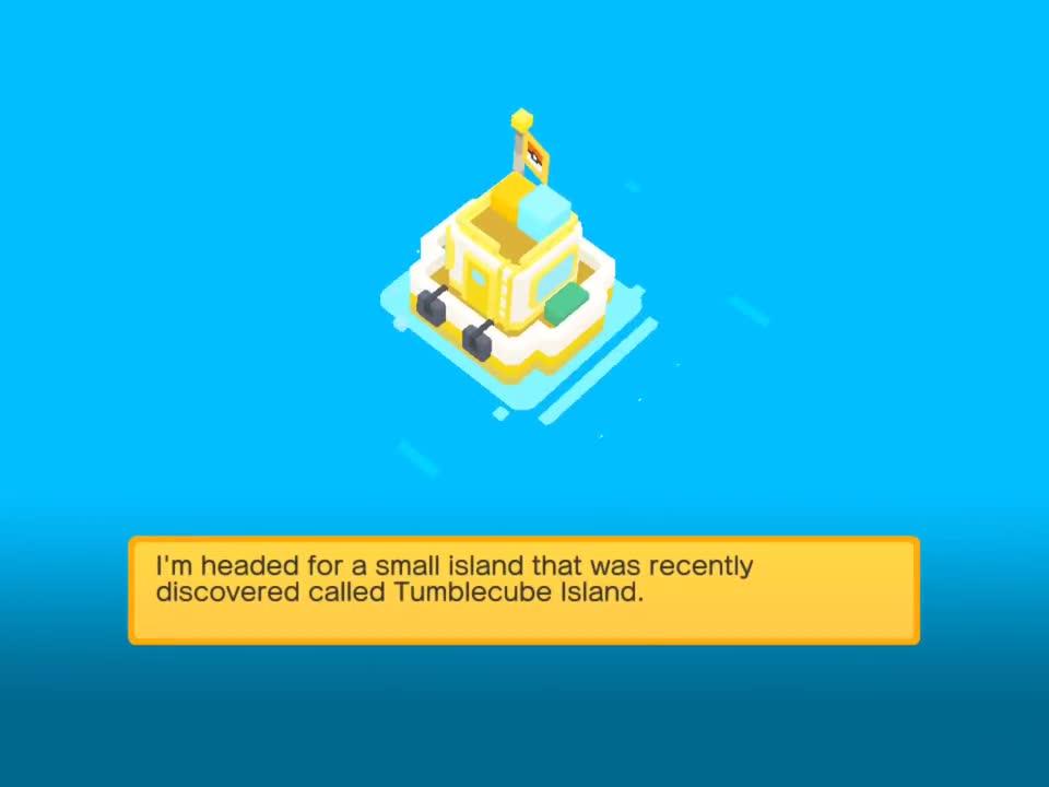 Pokemon Quest chính thức ra mắt trên iOS và Android, tải về miễn phí - ảnh 1