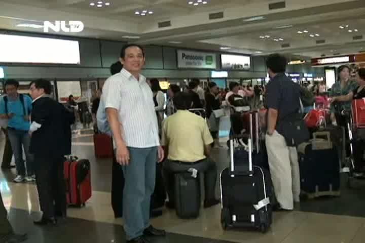 Đoàn đại biểu CĐ TP HCM đã có mặt tại Hà Nội