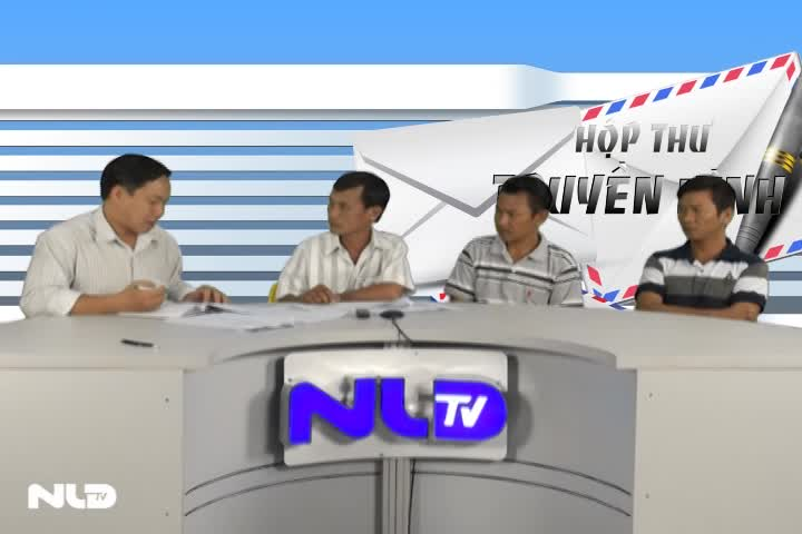 Hộp thư truyền hình Báo NLĐ ngày 2 - 3
