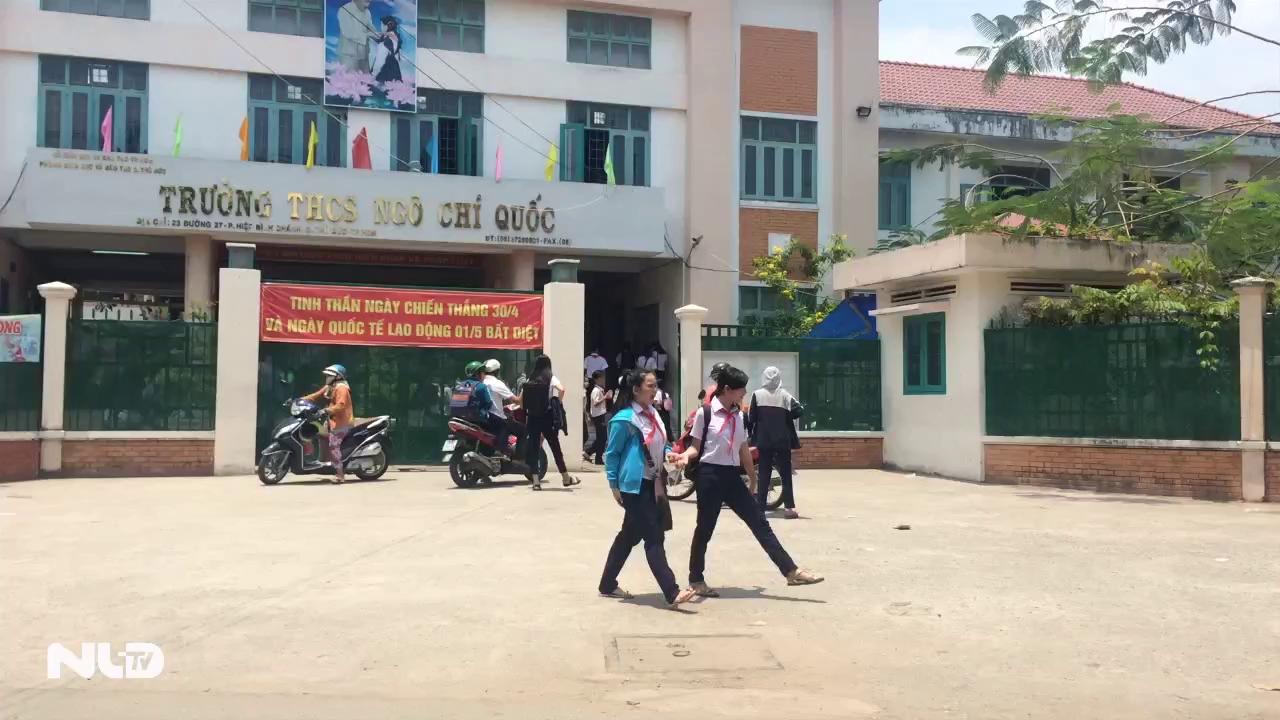 Bị đánh hội đồng, nữ sinh dùng hung khí chống trả, 2 người bị thương