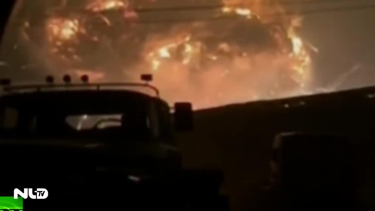 Trung Quốc: Lại nổ lớn ở Thiên Tân