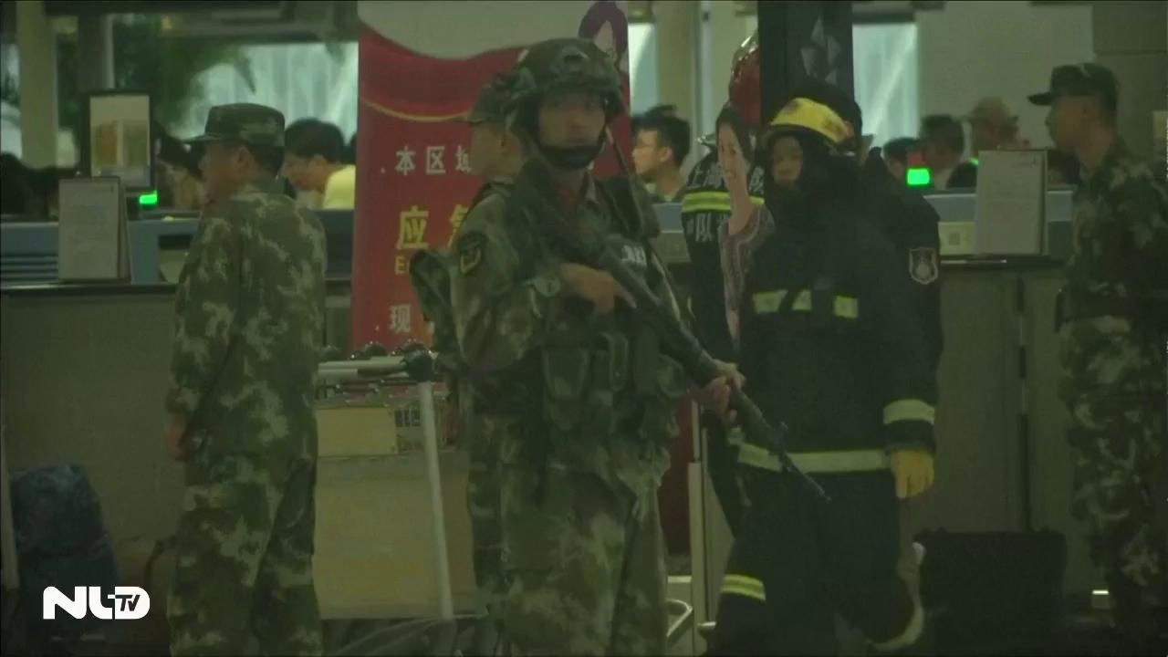 Đánh bom tại sân bay quốc tế Phố Đông, Thượng Hải