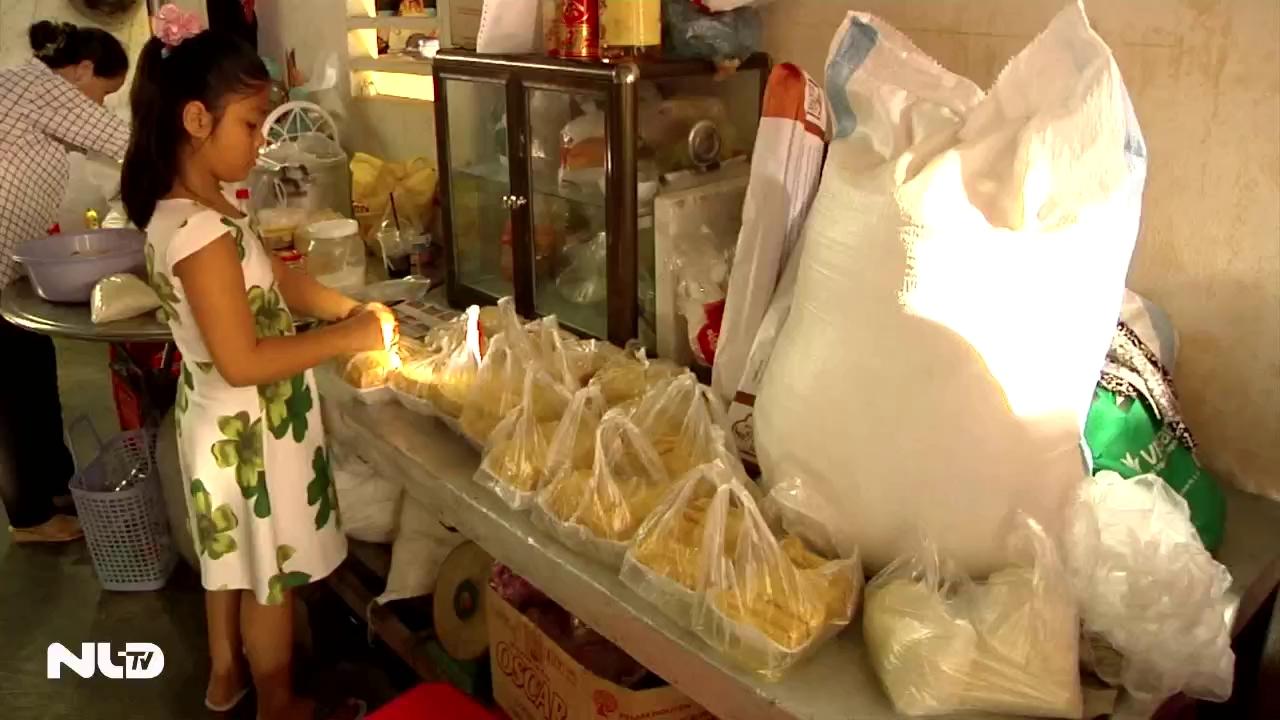 Ghi nhanh: Bếp ăn nghĩa tình của cán bộ phường An Phú, Q2, TP HCM