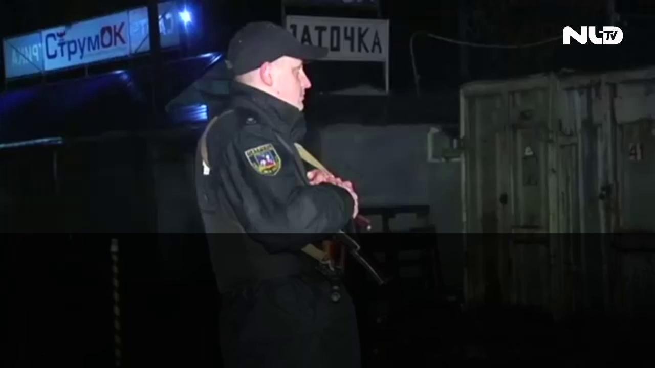 """Ukraine: Vợ chồng người """"mưu sát ông Putin"""" bị bắn"""