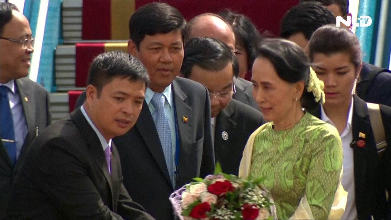 Video: Nhiều đoàn lãnh đạo cấp cao đến Đà Nẵng dự APEC 2017