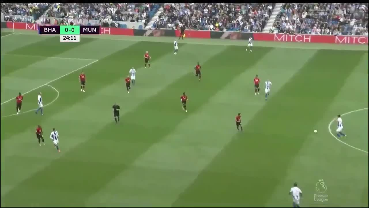Brighton - Man Utd - Highlights