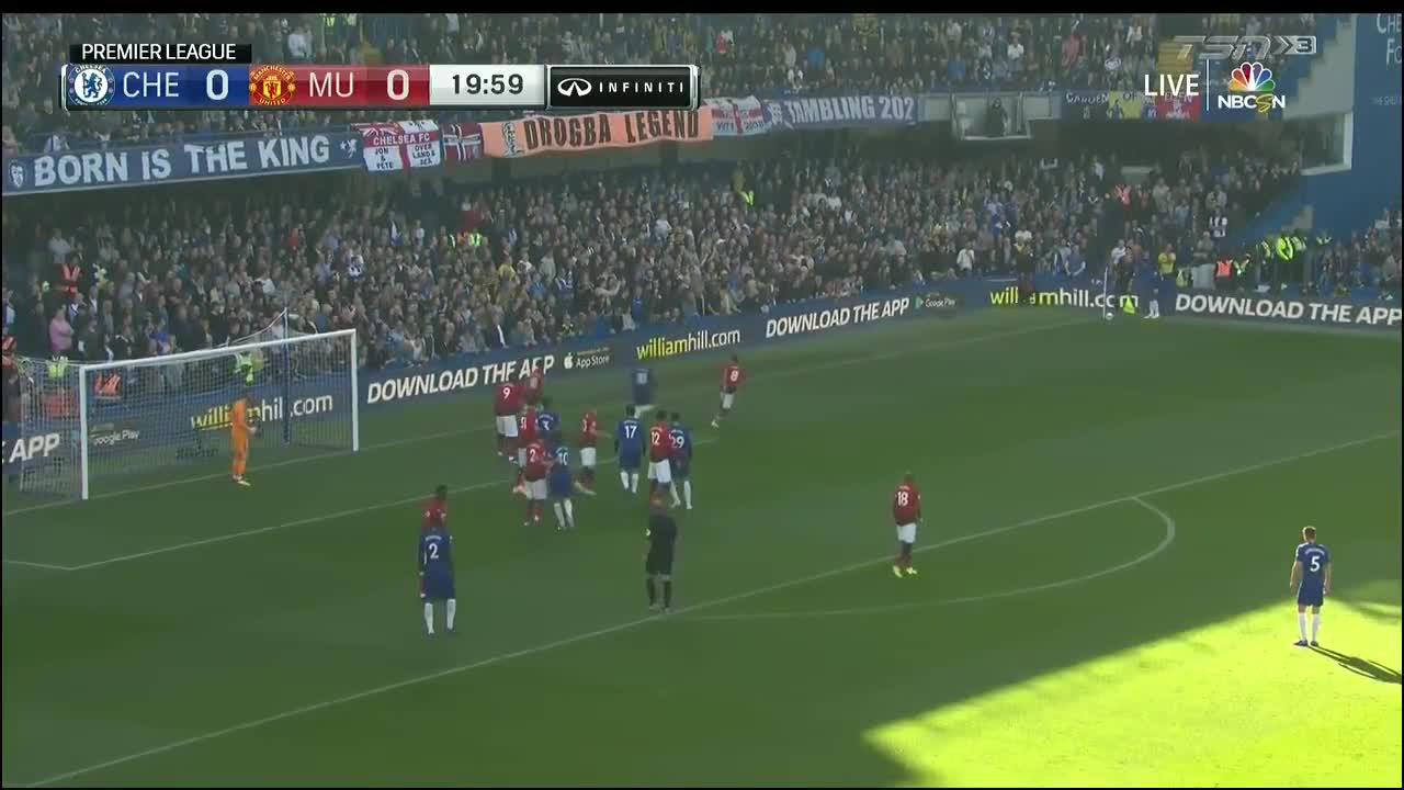 Highlights Chelsea 2-2 Man Utd
