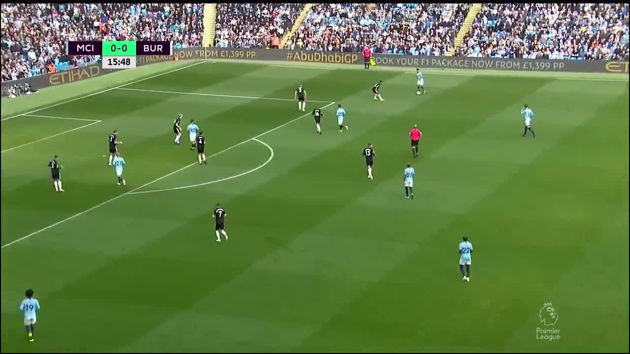 Highlights Manchester City vs Burnley