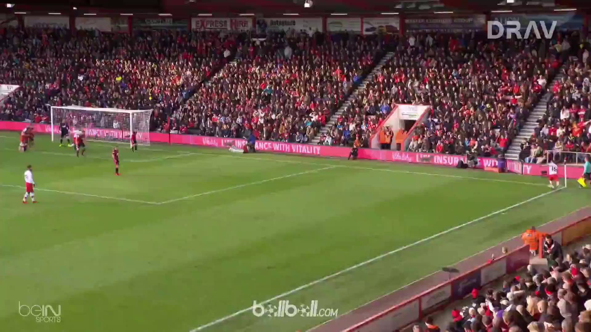 Bournemouth 1-1 Southampton