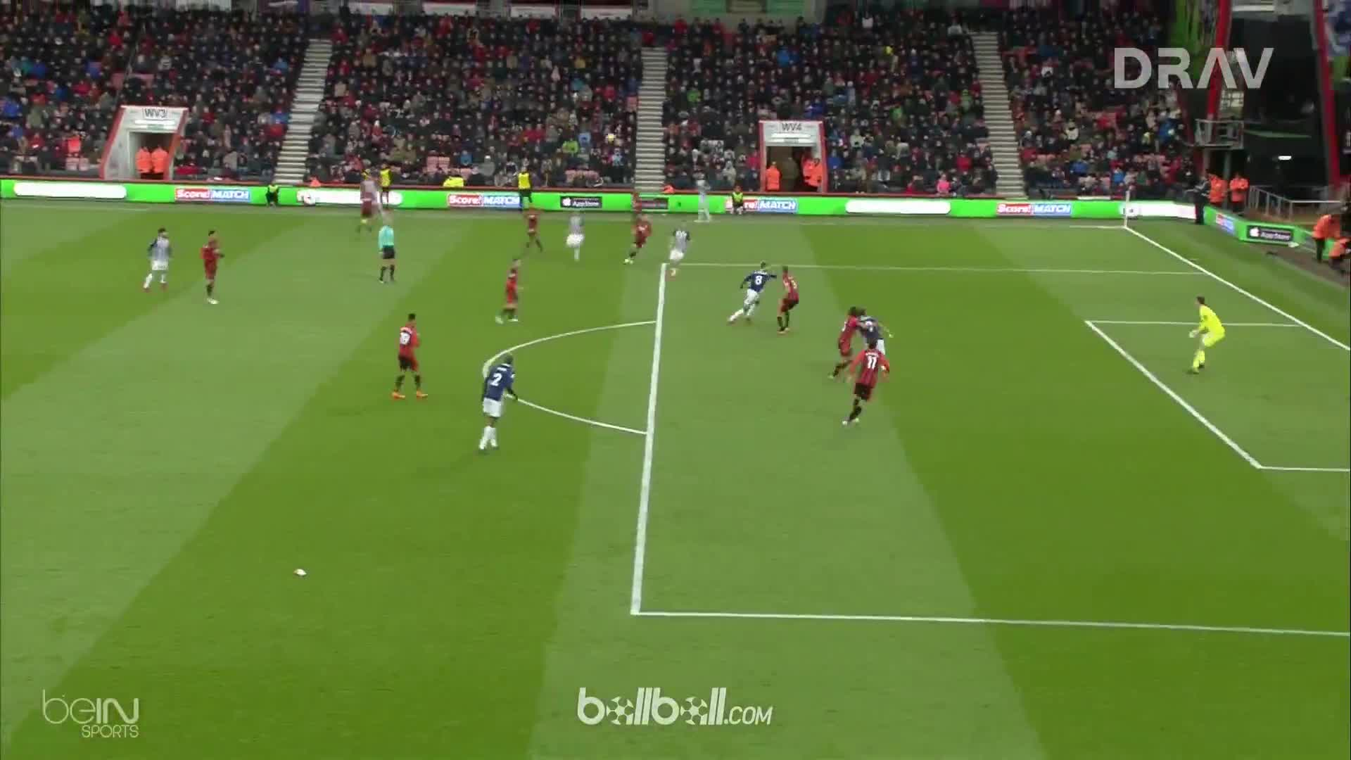 Bournemouth 2 - 1 West Brom