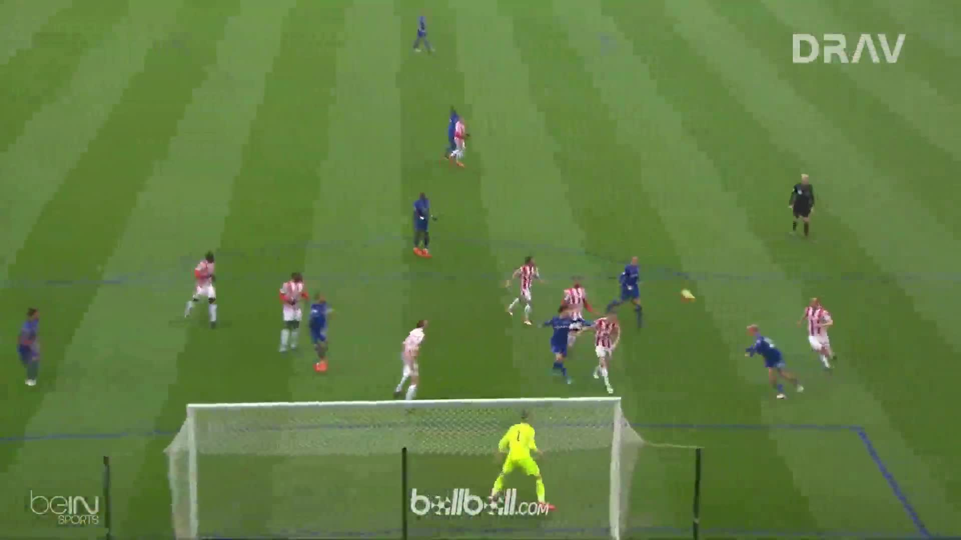 Stoke City 1-2 Everton