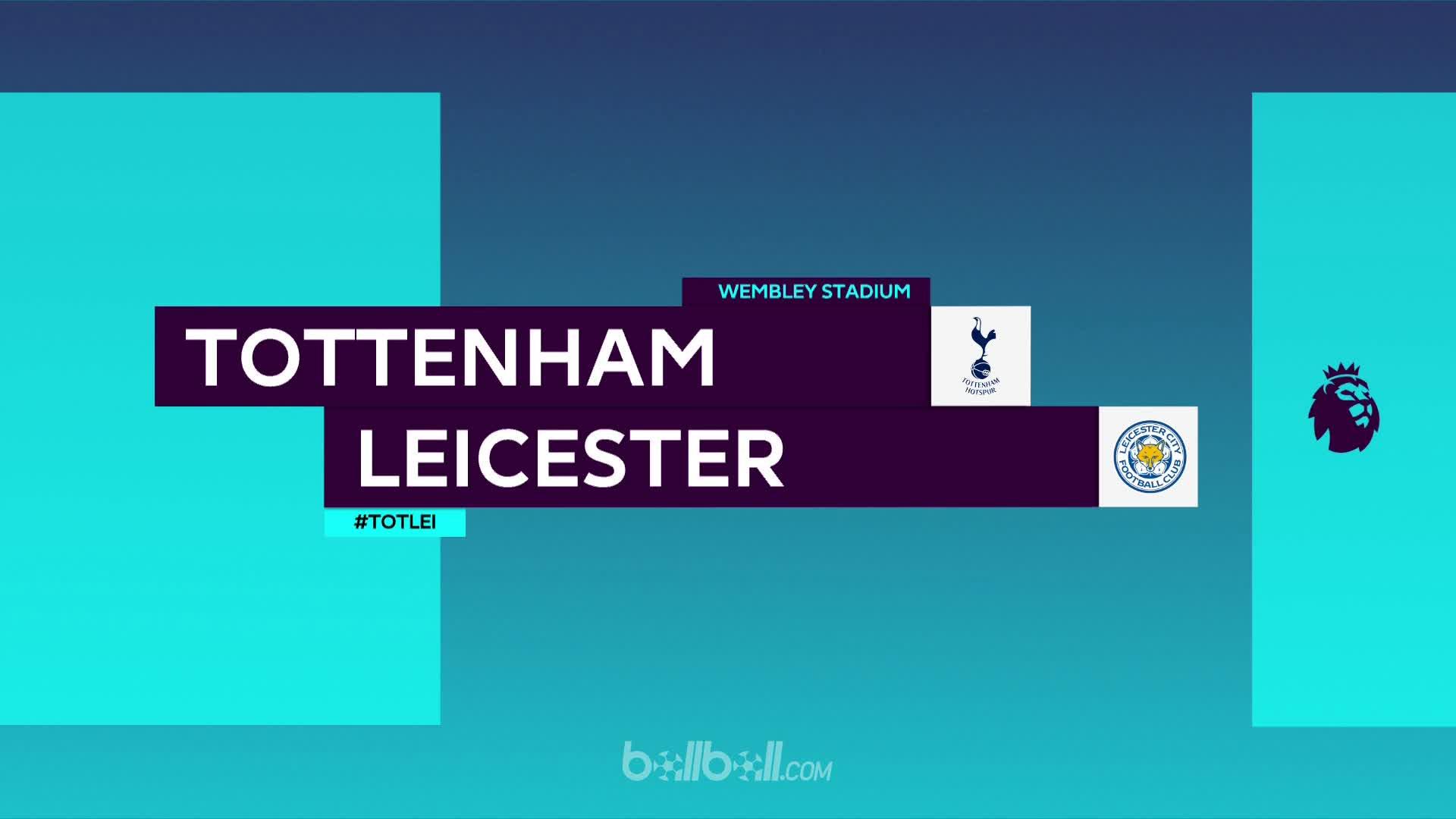 Tottenham  5 - 4 Leicester City