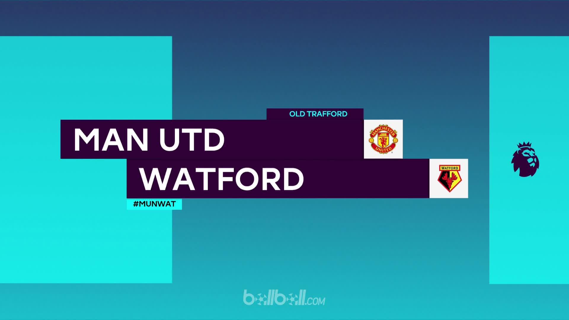 Manchester United 1 - 0 Watford