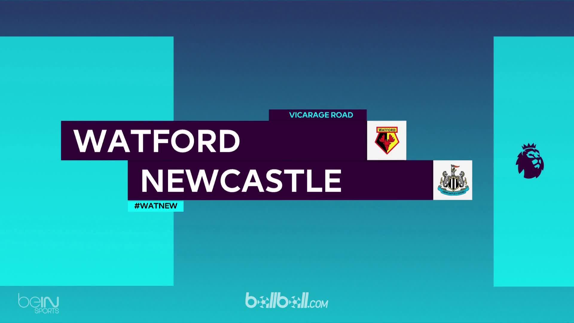 Tổng hợp trận Watford 2-1 Newcastle Utd vòng 37 Ngoại Hạng Anh