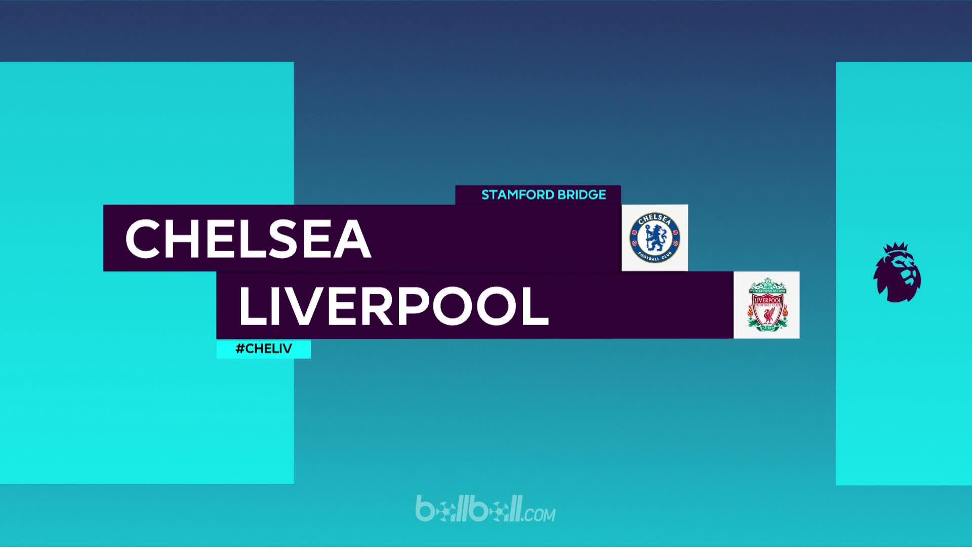 Tổng hợp trận Chelsea 1-0 Liverpool vòng 37 Ngoại hạng Anh