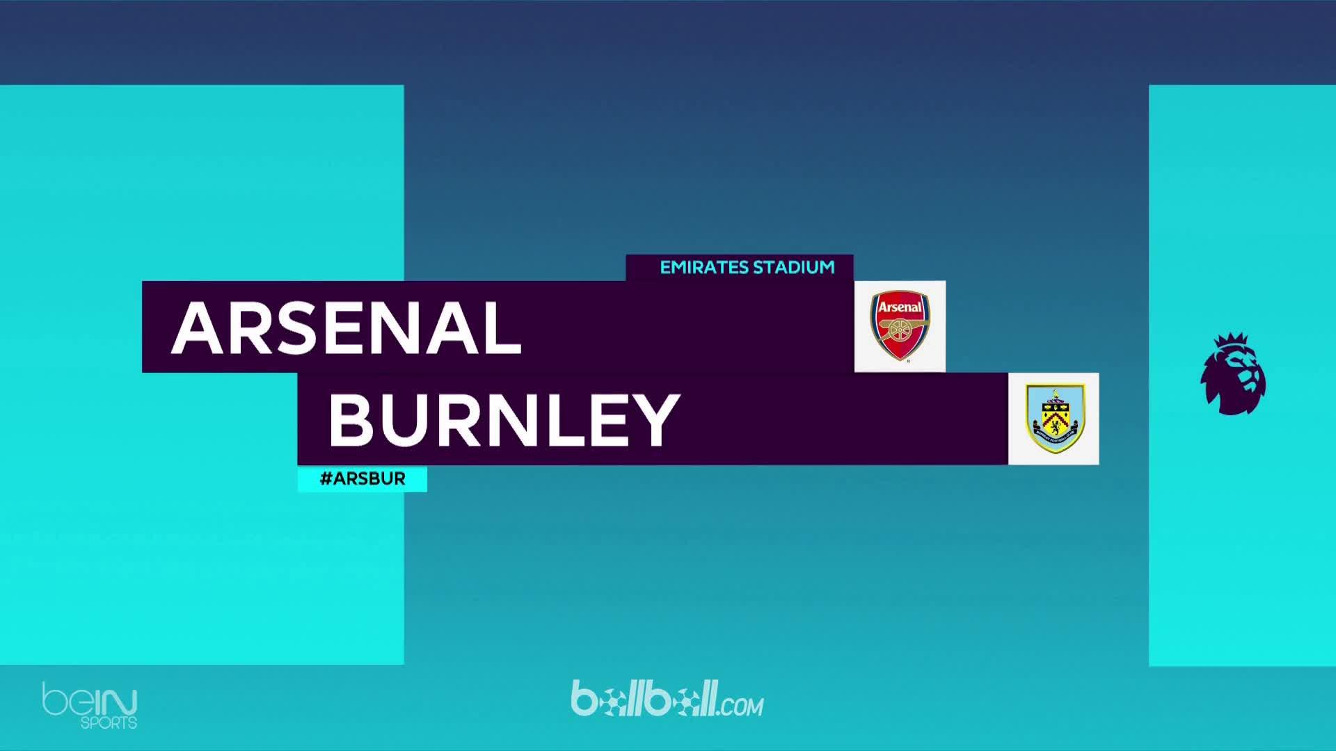 Tổng hợp trận Arsenal 5-0 Burnley vòng 37 Ngoại hạng Anh