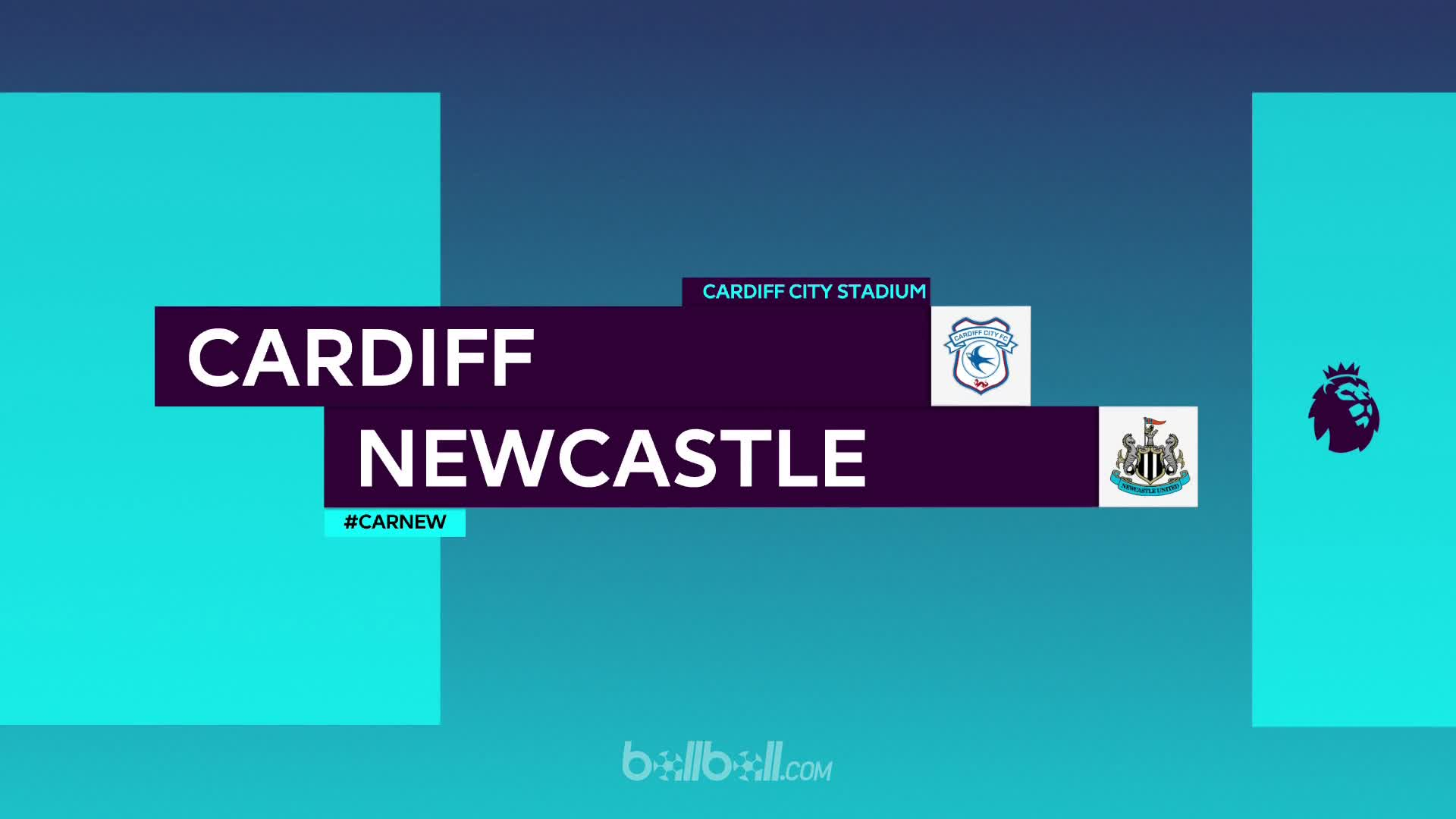 Cardiff City 0 - 0 Newcastle United
