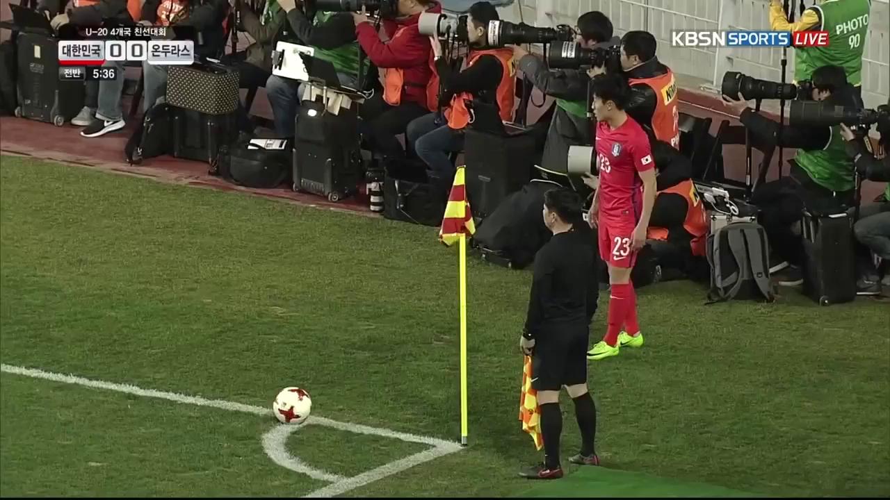 U20 Hàn Quốc 3-2 U20 Honduras