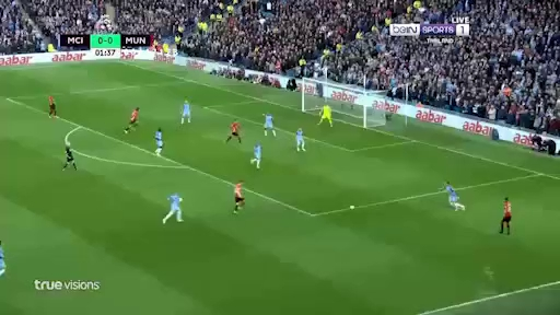 Man City 0-0 Man United