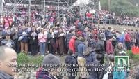 Hàng vạn người dự Lễ phóng sinh, hơn 5 tấn cá xuống sông Hồng