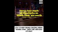 """Tỷ phủ nào sẽ soán ngôi vị """"Shark"""" giàu nhất thế giới?"""