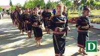 Đa sắc màu tại lễ hội các dân tộc tỉnh Gia Lai