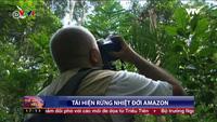 Tái hiện rừng nhiệt đới Amazon với 30.000 tấm ảnh