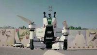 Cảnh sát Dubai đi tuần bằng môtô bay