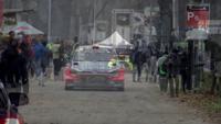 Một chặng đua tại Monza Rally Show, thể thức đua xe mới chuẩn bị chính thức ra mặt tại Việt Nam.