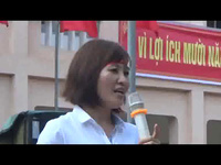 Truyền thông kỹ năng phòng chống xâm hại tình dục trẻ em tại Nghệ An