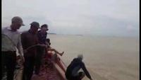 Đội thợ lặn tìm kiếm thuyền viên tàu VTB26 mất tích