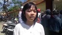 Thí sinh đánh giá về đề thi môn Ngữ văn lớp 10 tại Nghệ An