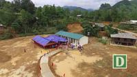 Khánh thành công trình phòng học Dân trí thứ 13 tại Điện Biên