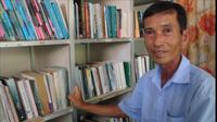 Ông Hưng kể về ý tưởng mở thư viện tư nhân