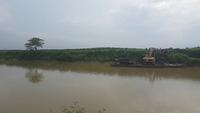 Ông Lê Tất Dũng chia sẻ về Cầu bê tông sẽ thay thế cầu phao ở sông Vu Gia.