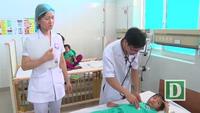 Điều trị thành công dị tật tim bẩm sinh cho 2 bệnh nhân nhi