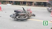 Hiện trường vụ tai nạn nghiêm trọng khiến 2 người thương vong
